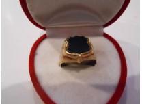 złoty sygnet  333  8k  r21