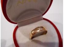 złoty łańcuszek 585  14 k r22
