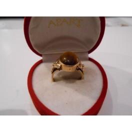 złoty pierścionek 585   14k r23